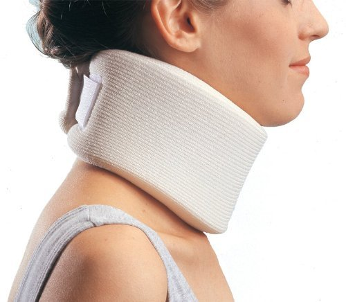 Cervical Collar Procare High Density Small Contoured Serpentine 3-1/4 Inch Height 19 Inch Length - 1 Each