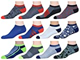 20% OFF Airstep Mens Low Cut/No Show Athletic Socks