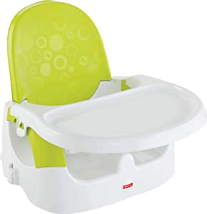 Fisher-Price Quick Clean 'n Go Booster [Amazon Exclusive]