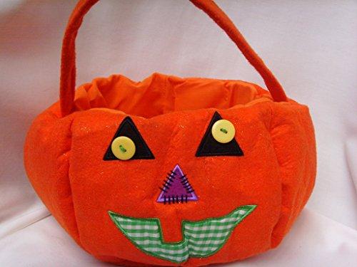 Halloween Trick or Treat Basket 7