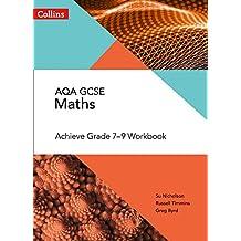 AQA GCSE Maths Achieve Grade 7-9 Workbook (Collins GCSE Maths)