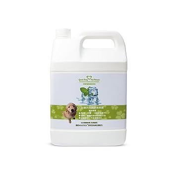 Good Boy mascota casa antibacteriano a las manchas y olor Remover (verde limón) (