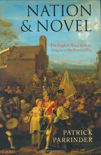 Amazon.com: Nation and Novel: The English Novel from Its Origins ...