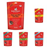 Stella & Chewy's Freeze-Dried Raw Dinner Patties Dog Food Variety Pack of 5 (Beef, Chicken, Duck, Lamb and Surf n' Turf), 15 oz. each