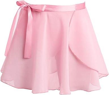 Alvivi - Falda - para niña rosa 8- 12 Años: Amazon.es: Ropa y ...