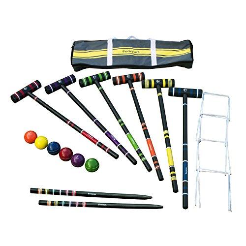 6 Player Croquet Set - 8