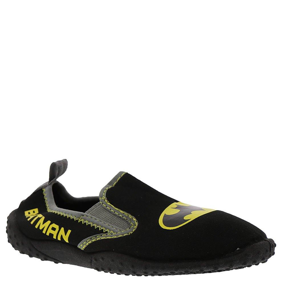 DC Comics Batman Slip On Water Shoe Black (Little Kid, Size 13/1)