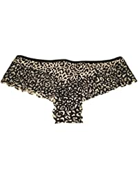 Ladies Underwear Lace Trim Mini Bikini Panty M. Victorias Secret