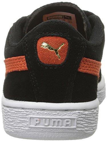 Puma Suede 2 Straps Kid Pelle Scarpe ginnastica