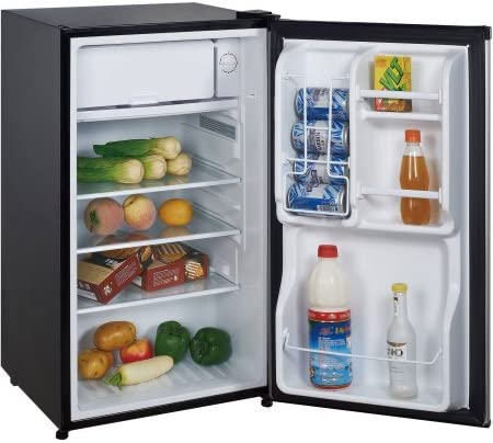Amazon Com Magic Chef 3 5 Cu Ft Compact Single Door Refrigerator Stainless Look Appliances Home depot has magic chef 4.4 cu. magic chef 3 5 cu ft compact single door refrigerator stainless look