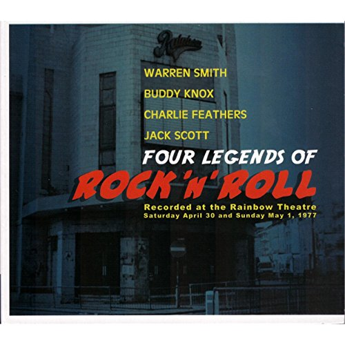 - Four Legends of Rock 'N' Roll