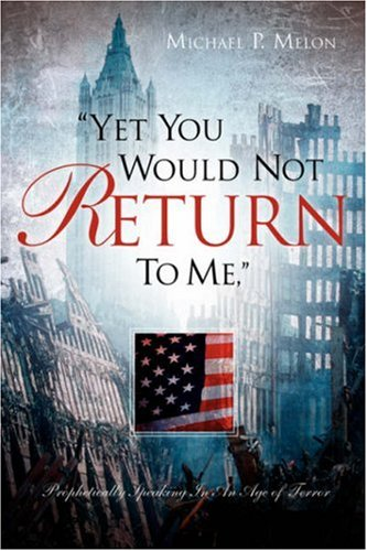 Yet You Would Not Return To Me, ebook