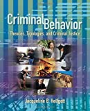 Criminal Behavior 1st Edition