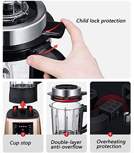 DFHFGH Wandbrecher Maschine Neue Kochmaschine Hausheizung Multifunktionsautomatische Saftpresse Gesundheit Sojamilchmaschine