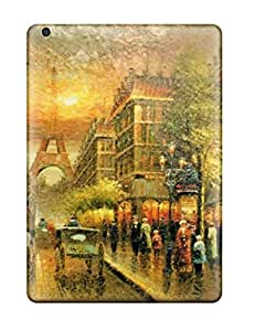 High Quality Oil Paintings Tpu Case For Ipad Air