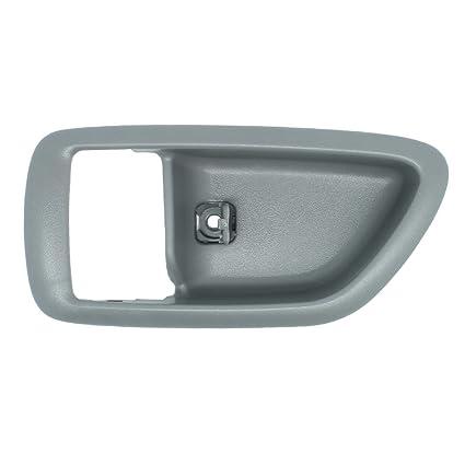 Left Driver Side Gray Front or Rear Inside Door Handle