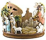 FA Dumont Nativity Advent Candleholder - Includes 5 Candles