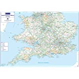 Map Of England Template.Uk England Scotland Wales Stencil Template Tracer Map Amazon Co Uk