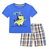 Dailybella Baby Boys Clothes Short Sleeve T-Shirts Shorts Review and Comparison