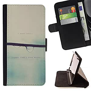 Jordan Colourful Shop - love blurry sweet rain focus For Apple Iphone 6 - Leather Case Absorci???¡¯???€????€?????????&Ati