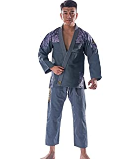 Amazon.com: FLUORY Ligero BJJ Gi,Brasileño Jiu Jitsu ...