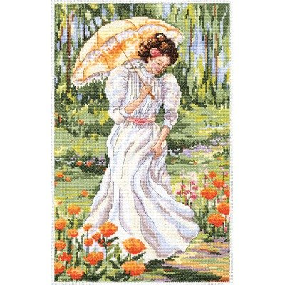 - Out For A Stroll Counted Cross Stitch