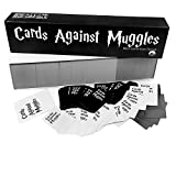 Cards against muggles with 1356 cards Contains 987 white cards and 369 black cards for maximum replayability a party game