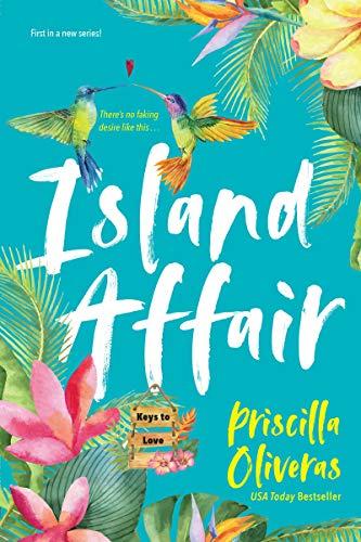Book Cover: Island Affair