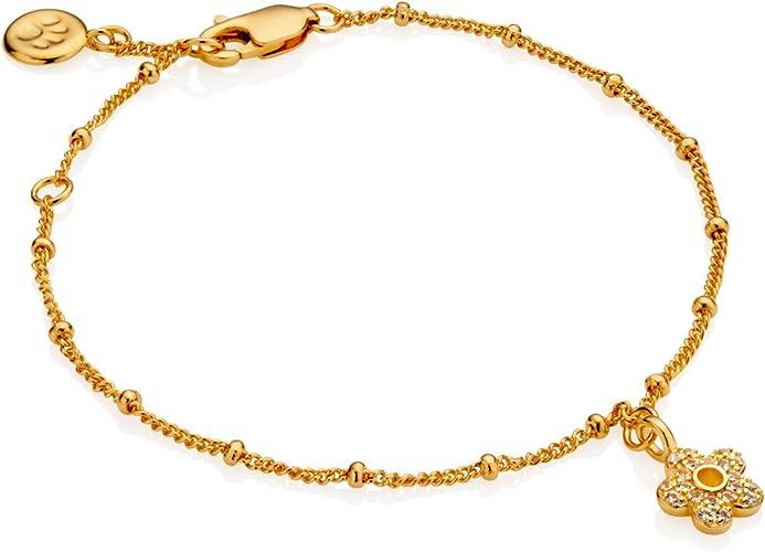 MOLLY 18ct Gold Plating Necklace With Name Bridal Bridesmaid Designer Xmas