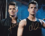 Max and Charlie Carver In-person autographed group Photo