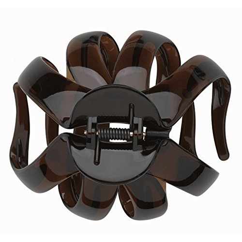 DCNL Tortoise 3 1/2 Inch Octopus Hair Clip for $<!--$5.29-->