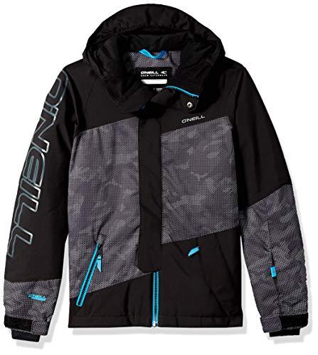 O'Neill Boys Thunder Peak Jacket, Size 8, Black Out ()