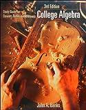 College Algebra 9780534373603