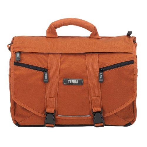 Tenba Messenger Small Photo/Laptop Bag - Burnt Orange (638-224) by Tenba