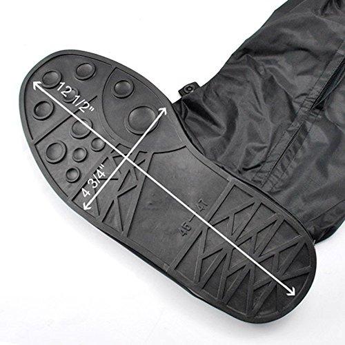Displayschutzfolie für mit Überschuhe Füße Regen Golf Gummistiefel Schuhe Stiefel Netzteil Schuhe rutschfeste Herren Wasserdicht Erwachsene aaZwpA7x