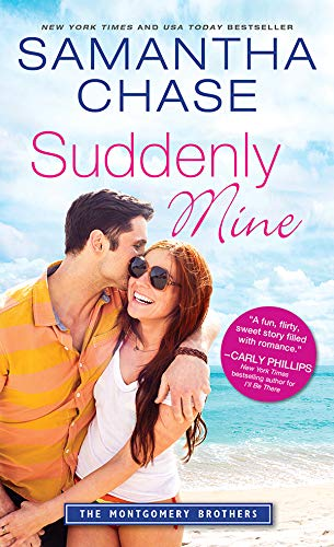 Suddenly Mine (Montgomery Brothers Book 9) (Of Outline Bunny)