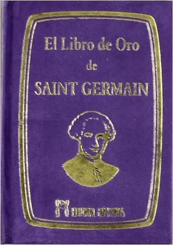 Libro De Oro De Saint Germain Amazones Aavv Libros