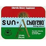 Sun Chlorella (200mg) A-5 1500 tabs