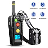 Best Dog Shock Collars - Dog Training Collar, Rechargeable Shock Collar for Dogs Review