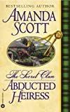Front cover for the book Abducted Heiress by Amanda Scott