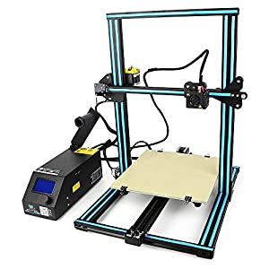 Creality CR-10S DIY 3D Printer Kit Large Printing Size 300x300x400mm Dual Z Axis and Filament Detector Use 1.75mm PLA Filament by Creality