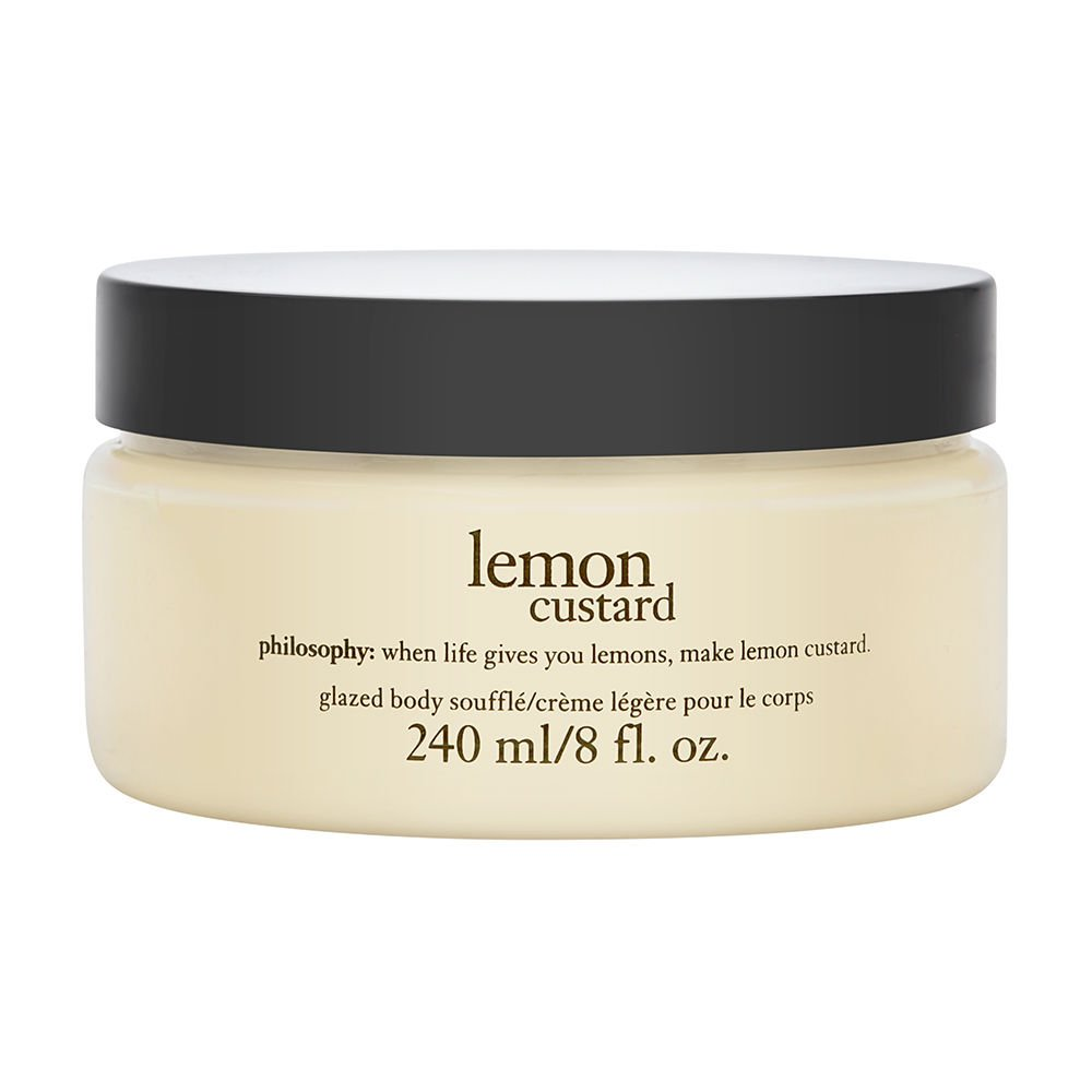 Philosophy Lemon Custard 8.0 oz Glazed Body Souffle by Philosophy