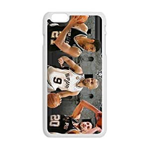 Cool Painting Basketball Star Fashion Comstom Plastic case cover For Iphone 6 Plus