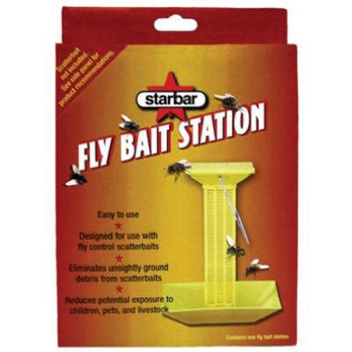 Scatter Bait (FARNAM 3006166 Starbar Fly Bait Station)