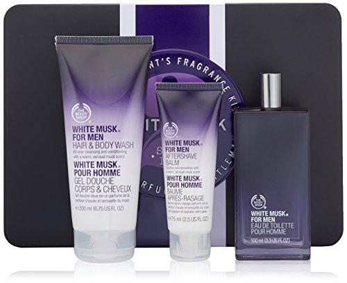 The Body Shop White Musk for Men Gift Set