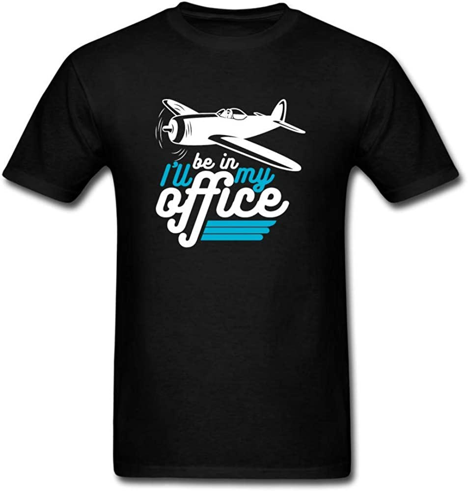 I'll Be in My Office Pilot Shirts for Men and Women - Pilot Shirt