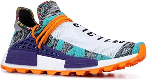 Amazon Com Adidas Originals Pharrell X Solar Hu Nmd Shoe Men S Casual Trail Running