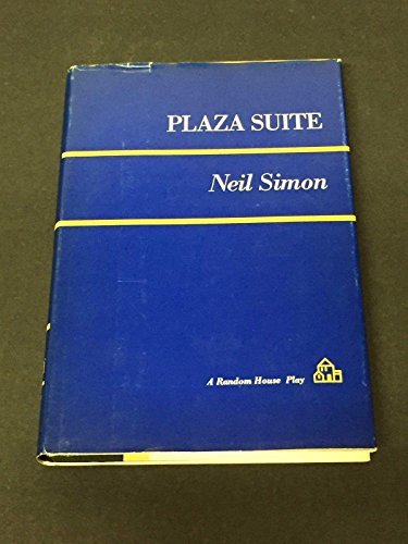 Neil Simon Plaza Suite Broadway Rare Signed Autograph 1st Edition Hardback - Broadway Plaza The