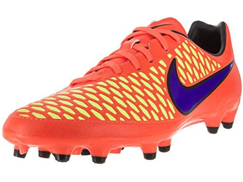 Nike Magista Onda FG Botas de fútbol, Hombre naranja