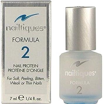 Nailtiques Nail Protein Formula 2, Treatment 0.25 fl oz
